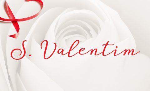 Menu S. Valentim 2018